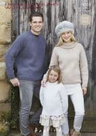 Hayfield Chunky with Wool 100g - 772 Stoneacre - CLEARANCE PRICE £2.25